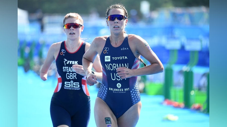 Grace Norman ready to defend Paralympic title in Tokyo