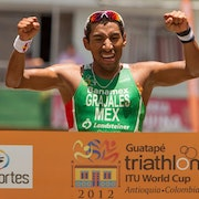 Crisanto Grajales grabs first World Cup victory in Guatape