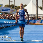 Helen Jenkins dominates as triathlon returns to San Diego