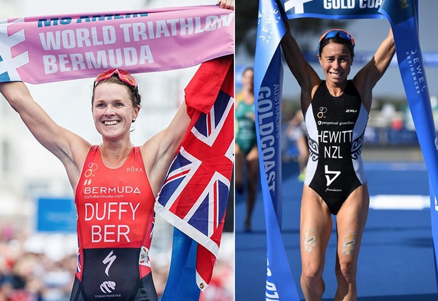 Bermuda's Flora Duffy awarded OBE, Andrea Hewitt receives New Zealand Order of Merit