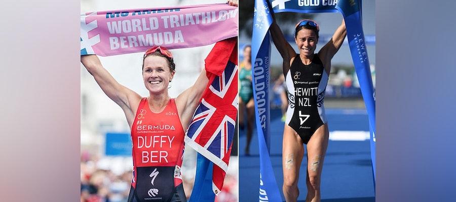 Bermuda's Flora Duffy awarded OBE, Andrea Hewitt receives New Zealand Order of Merit