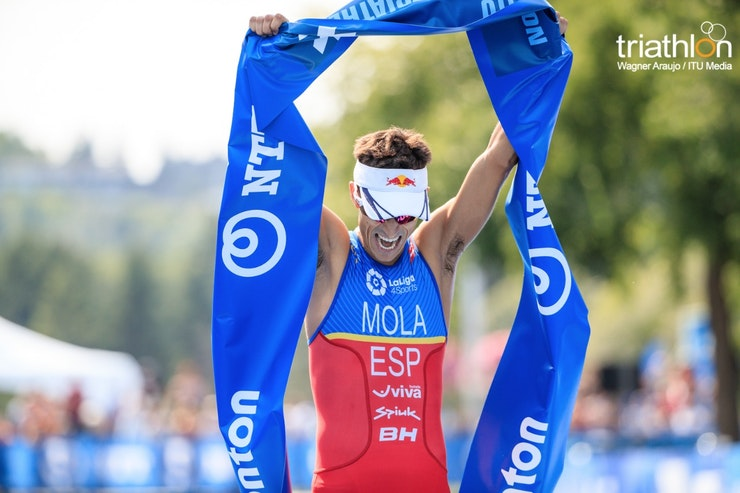 Mola strikes again in to claim WTS Edmonton