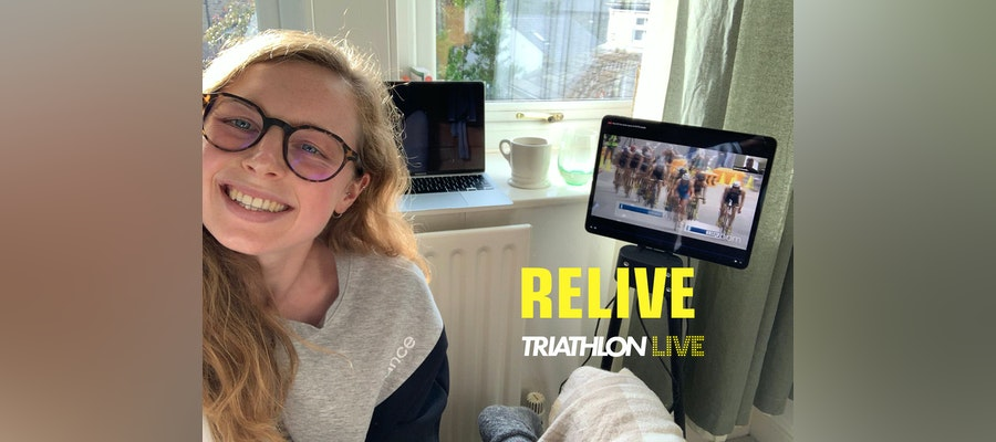 World's best triathletes RELIVE WTS Leeds on TriathlonLIVE