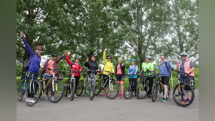 First-ever women's triathlon club forms in Uzbekistan