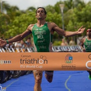 Mexico sweeps gold and silver at final ITU World Cup in Cancun