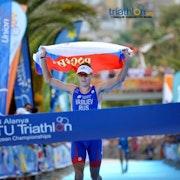 Ivan Vasiliev earns his first European title