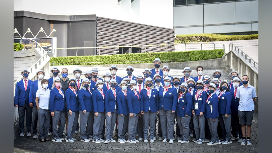 World Triathlon Technical Officials standout at the Paralympic Games in Tokyo