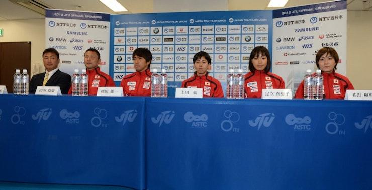 Japan announces Olympic team for London 2012