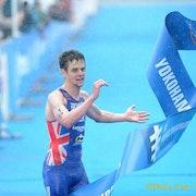 The top men turn out for World Triathlon Yokohama in 2014