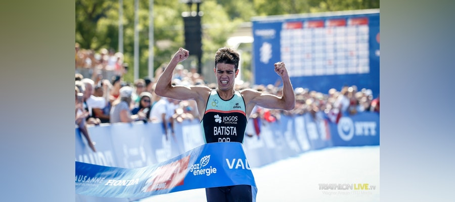Portugal's Ricardo Batista takes World Junior title with powerful finale