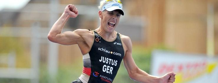 Germany's Steffen Justus claims debut ITU World Triathlon Series title in Sydney