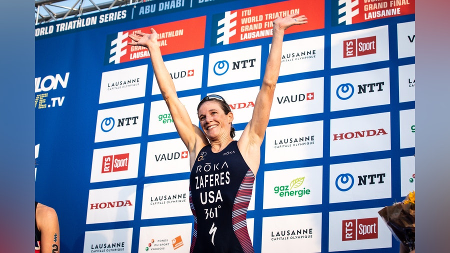 Training, teammates and Tokyo tactics - Katie Zaferes on the World Triathlon podcast