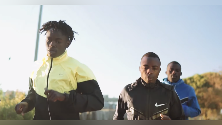 New film follows five Kenyan athletes breaking the ceiling to reach Pontevedra