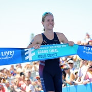 USA's Taylor Knibb storms to brilliant U23 World title