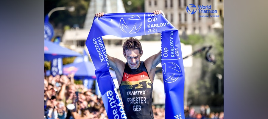 Lasse Nygaard-Priester conquers Karlovy Vary to win first Cup gold