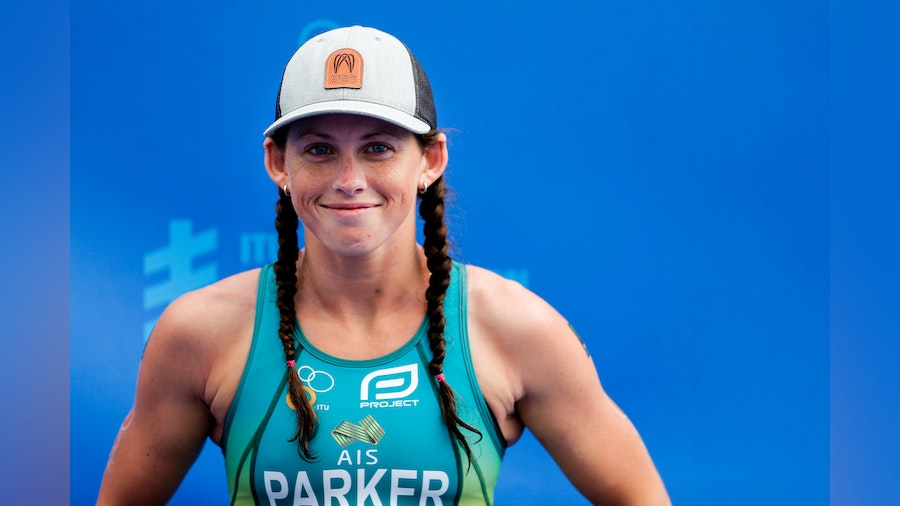 PTWC World Champion Lauren Parker on staying positive... and fiercely competitive