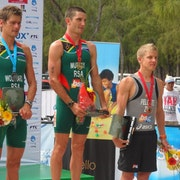 Murray and Sanders claim two Olympic spots for South Africa in Le Morne