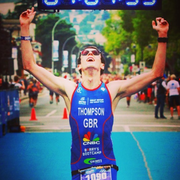 Britain's age group triathlete Lee Thompson among the best in the world to contest on the Gold Coast
