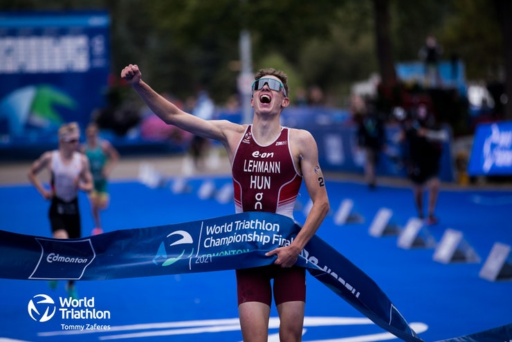 Csongor Lehmann finds his perfect timing to win U23 World title in Edmonton