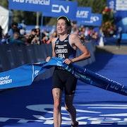 Emma Lombardi delivers decisive run to win emphatic U23 world title