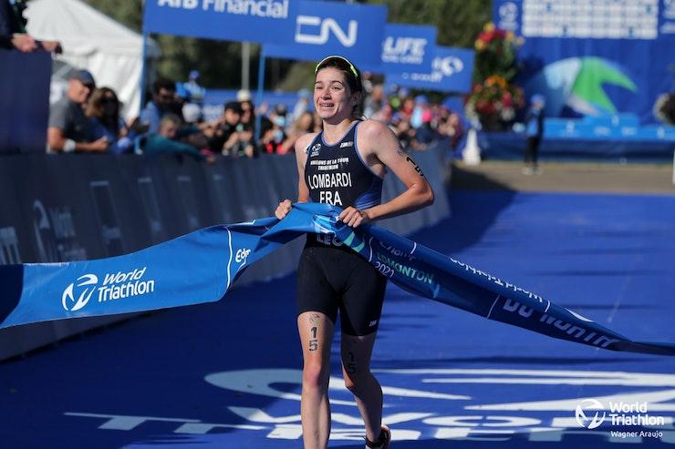 Emma Lombardi es la flamante Campeona Mundial Sub23