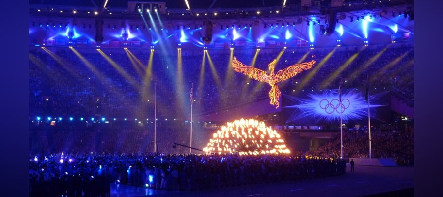 London 2012 ends with entertaining Closing Ceremony