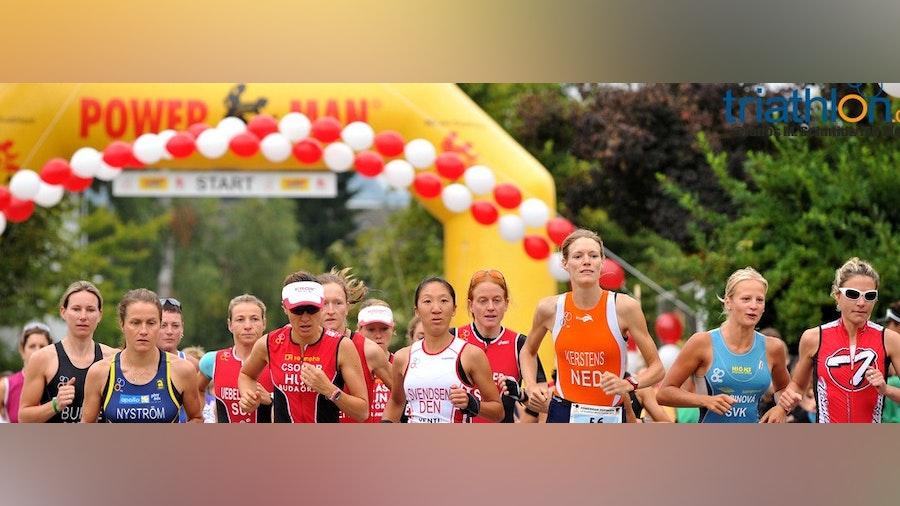 ITU Powerman Long Distance Duathlon World Championships Return to Zofingen