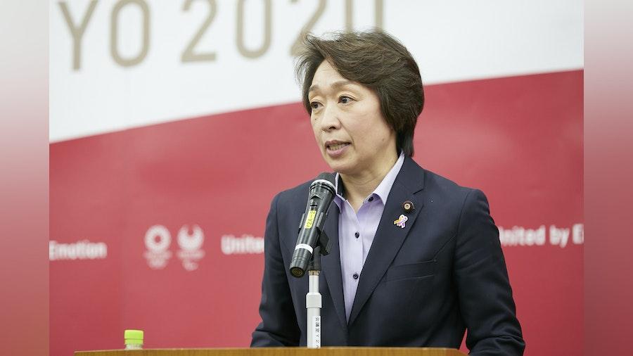 Seiko Hashimoto greets the World Triathlon family on International Women's Day
