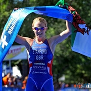 Stanford secures first ever World Triathlon Series in Madrid