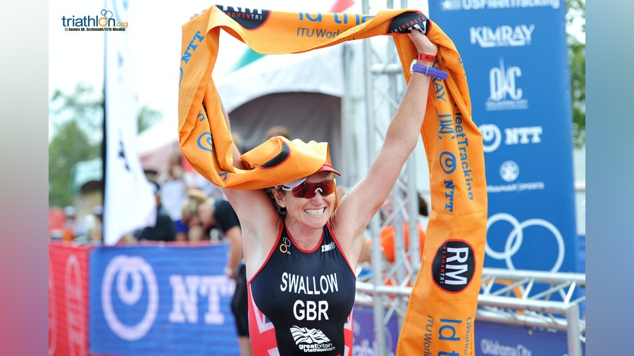 Sudrie and Swallow crowned Long Distance World Champs