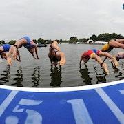London 2012 Olympic Games: Women's Pontoon Draw