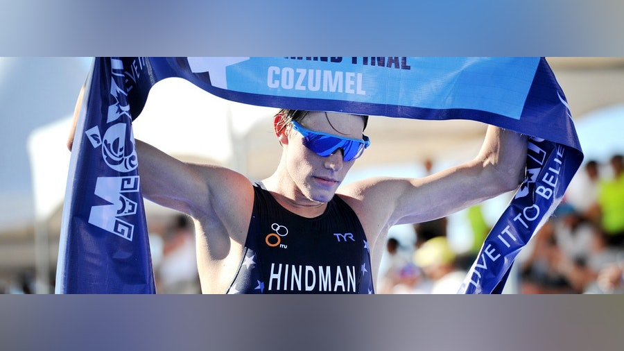 Hindman golden in Men's Junior World Champs