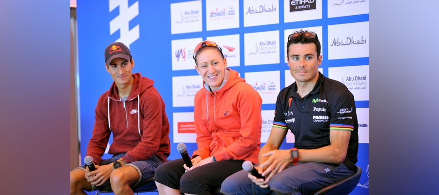 All the chatter from the #WTSAbuDhabi Press Conference