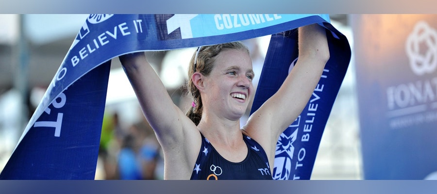 Knibb nabs Women's Junior World title