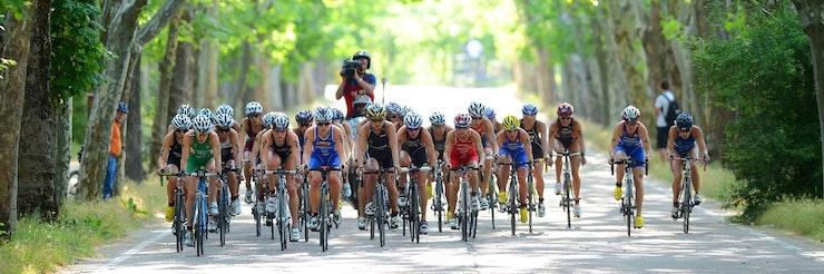 World Triathlon Series hits Europe with Madrid stop