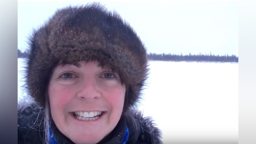 Training in the Arctic as a World Triathlete