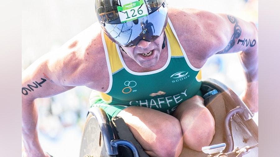 Paratriathlon men's Paralympic preview