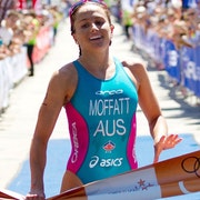 Emma Moffatt and Laurent Vidal come out on top in Geelong