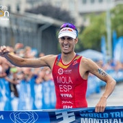 Mario Mola secures fourth WTS win of the season in Montreal