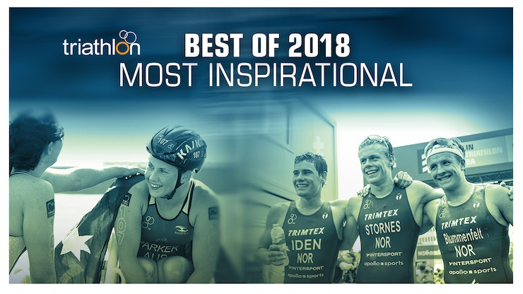 Best of 2018: Most Inspirational