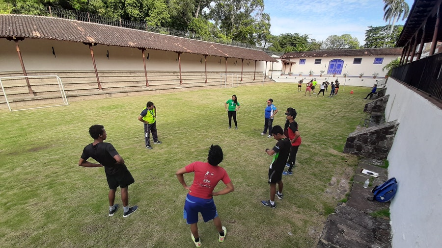 Olympic Solidarity helps pave the way for coach development in Nicaragua
