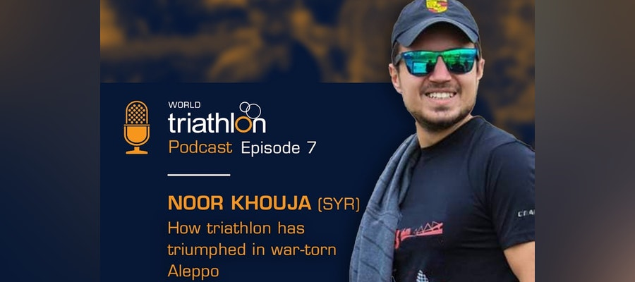 Coach Noor Khouja using triathlon to bring positivity in Aleppo