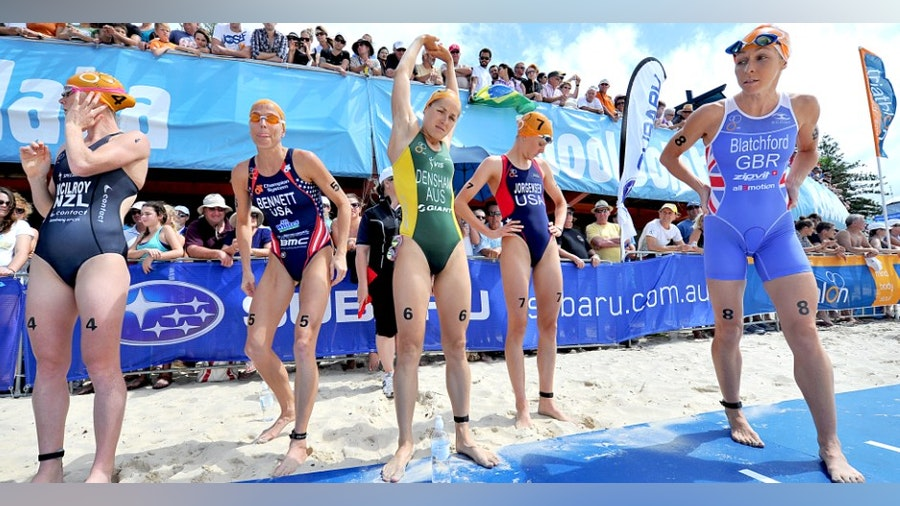 2012 Olympic Qualifying Update after Mooloolaba World Cup