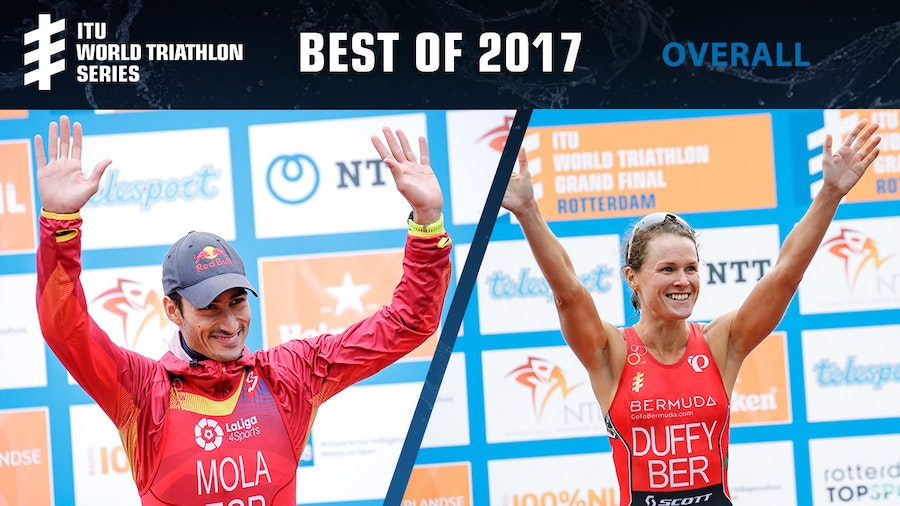 Best of 2017: Overall Triathlete