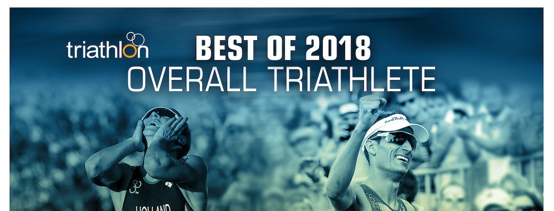 Best of 2018: Overall Triathlete