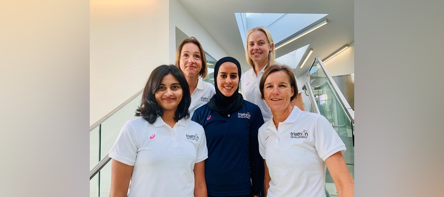 Female coaches complete first stage of Olympic Solidarity leadership course
