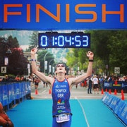 Top age-group triathlete Lee Thompson continues quest to become a world champion
