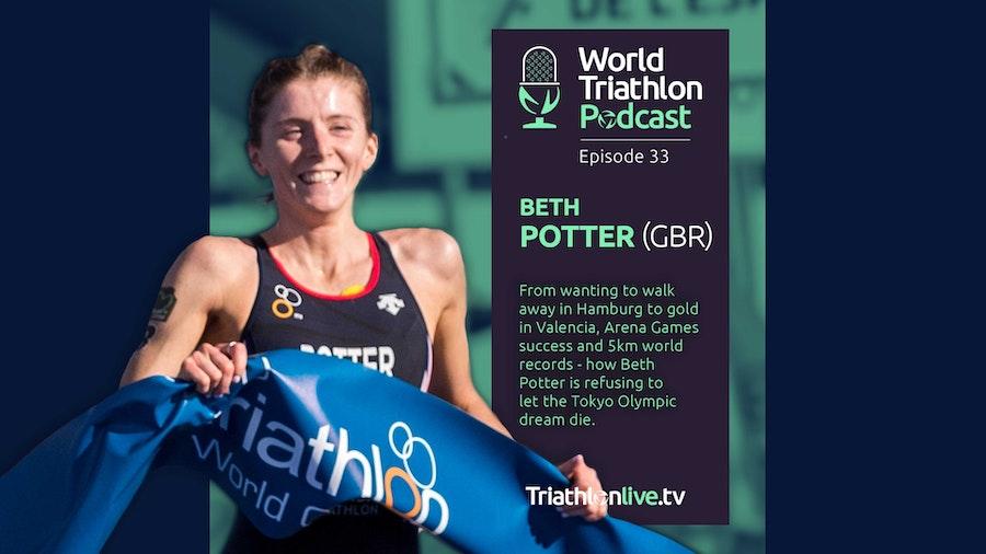 World Triathlon Podcast 35: Beth Potter