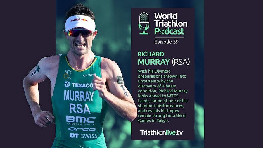 Podcast #39: Richard Murray