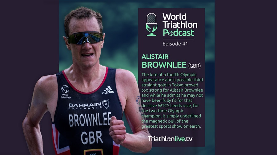 Podcast #41: Alistair Brownlee